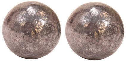 Hornady 36 Caliber .375 Lead Balls
