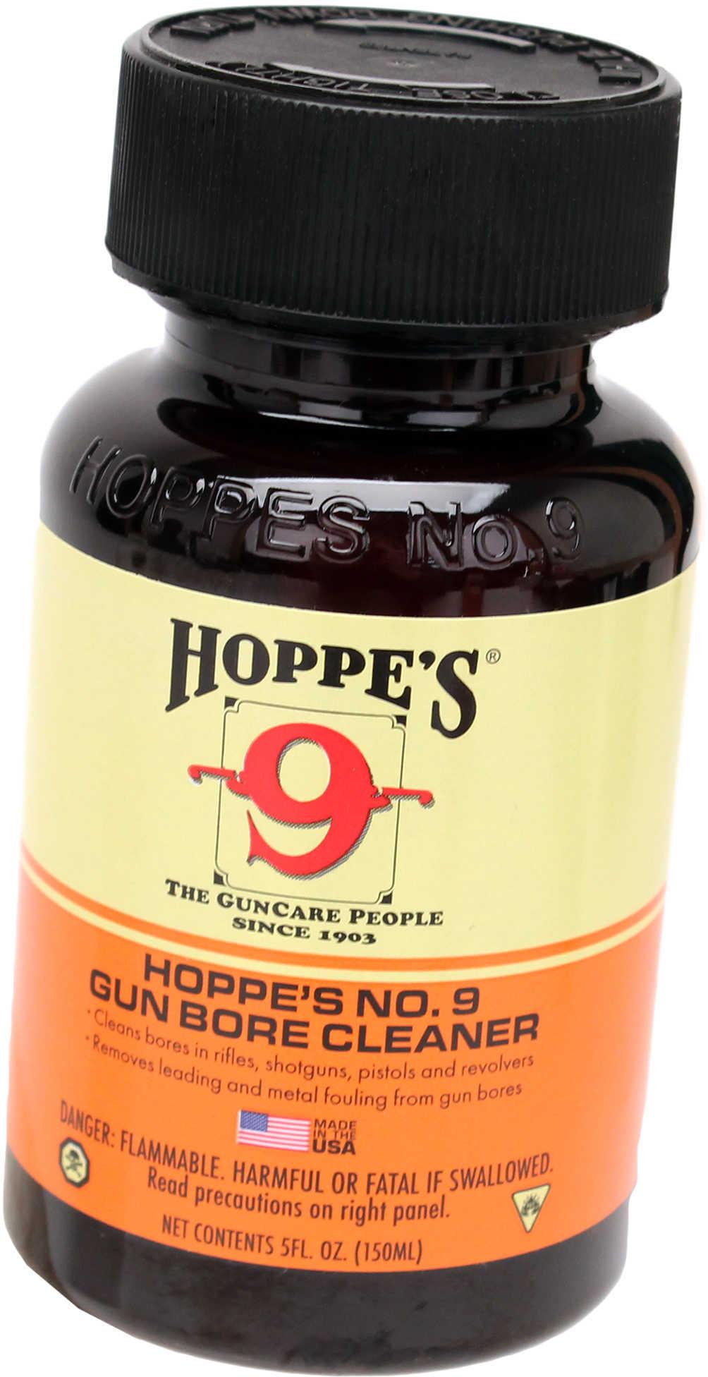 Hoppe's No. 9 Solvent 4Oz Bottle