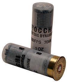 "Fiocchi 12Sd1H8 Shooting Dynamics Heavy Dynamic 12 Gauge 2.75"" 1 Oz 8 Shot 25 Box"
