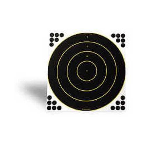"""Birchwood Casey Shoot-N-C Targets: Bull's-Eye 18"""", Round 12 Pack Md: 34186"""