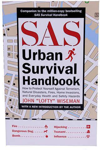Proforce Equipment Books Sas Urban Survival Handbook Md: 44010
