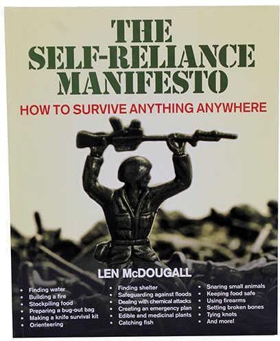 Proforce Equipment Books The Self Reliance Manifesto Md: 44300