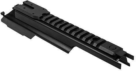 NcStar AK Rail & Micro Dot Mount Receiver Cover, Black Md: MAKMDV2