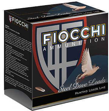 "Fiocchi Ammo 12 Gauge 2 3/4"", 1.125 oz, 7 Shot, Per 25 Md: 12DLS187"