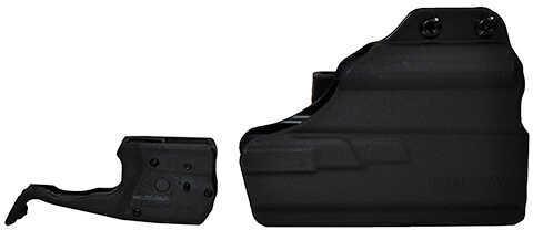 Crimson Trace Laserguard Pro Glock,42 Green Laser, White Light Md: LL-803G-HBT-G42