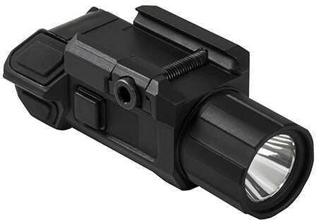 NcStar Pistol Flashlight with Strobe 3 W Ultra Bright, 200 Lumen, Strobe Md: VAPTF