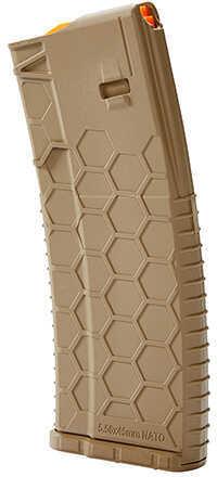 HEXMAG Magazine SR-25 .308 Win 20Rd FDE Polymer