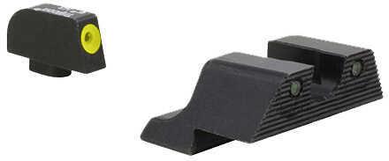 Trijicon Night Sight Set HD XR Yellow Outline Glock 42/43