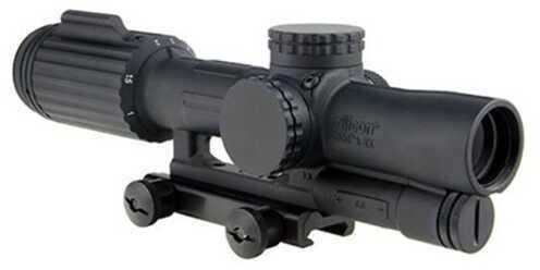 Trijicon VCOG 1-6x24mm Riflescope Green Segmented Circle/Crosshair MIL Govt. Reticle, Thumb Screw Mount Md: VC16-D-16000