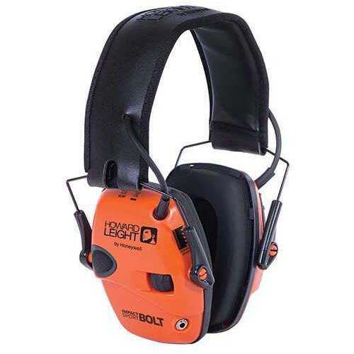 Howard Leight R02231 Impact Sport Earmuff 22 Db Orange
