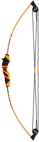 Barnett Youth Archery Wildhawk, Orange with Black Accents Md: 1269