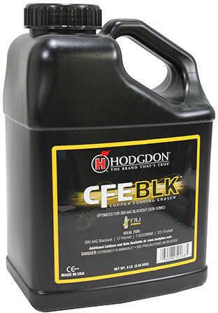 Cfe Powder Black 8Lb Bottle