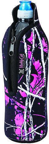 Kutmaster Knives Moonshine Neoprene Bottle Holder, Muddy Girl Md: 20-M003