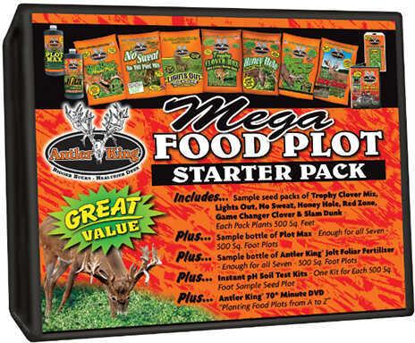 Antler King Starter Pack, Mega Food Plot Md: MFPS