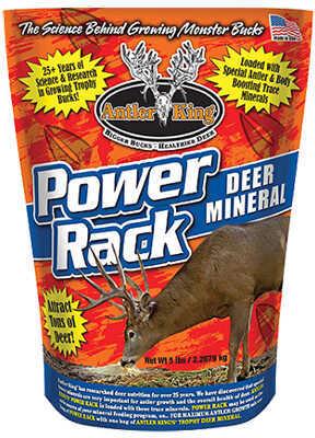 Antler King Attractants, Blocks, Minerals, and Supplements Power Rack Md: pr5