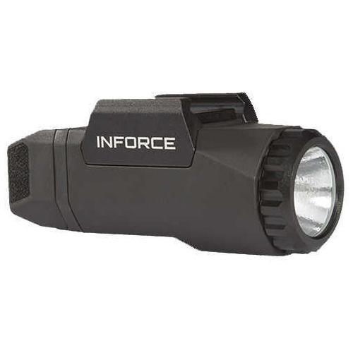 InForce Auto Pistol Light 400 Lumens, Gen 3, White Light, Black Md: A-05-1