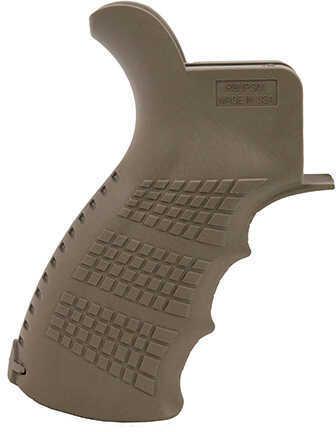 Leapers Inc. UTG Pro AR15 Ambidextrous Pistol Grip, Flat Dark Earth Md: RBUPG01D