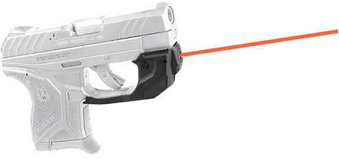 LaserMax CenterFire Laser Sight, GripSense, Red Laser, Ruger LCP II, Black