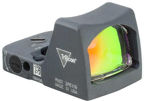 Trijicon RMR Type 2 LED Sight - 3.25 MOA Red Dot Reticle, Cerakote Sniper Gray Md: RM01-C-700622