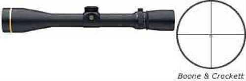 Leupold VX-III Riflescope 3.5-10x40 mm Matte Black Boone & Crockett Md: 57155