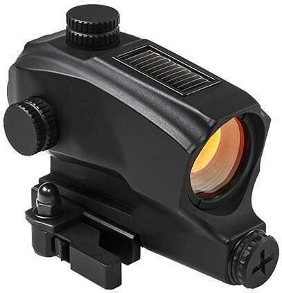 NcStar VISM SPD Solar Reflex Sight, Black Md: VDBSOL130