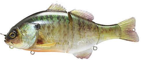 """Jackall Lures Gantarel Swim Bait Hard Lure 6"""" Body Length, 2.45 oz, RT Ghost Gill, Per 1 Md: JGANT-RTGG"""