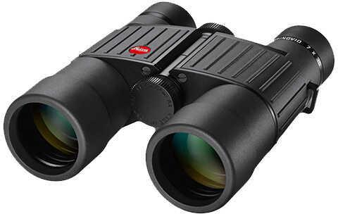 Leica Sport Optics Trinovid Binocular, 7x35mm, Roof Prism, Black, Rubber Armor Md: 40712