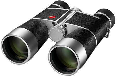 Leica Sport Optics Trinovid Binocular 8x40mm, Roof Prism, Silver and Leather Md: 40716