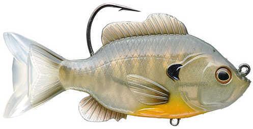 "LiveTarget Lures Sunfish Swimbait Freshwater, 3 1/2"" Length, 1/2 oz, 1'-8' Depth, Bronze Bluegill, Per 1 Md: SFS90MS562"