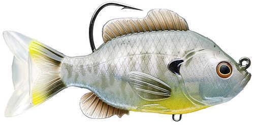 "LiveTarget Lures Sunfish Swimbait Freshwater, 3 1/2"" Length, 1/2 oz, 1'-8' Depth, Natural Bluegill, Per 1 Md: SFS90MS563"