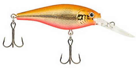 "Berkley Flicker Shad Hard Bait Lure 2 3/4"" Length, 5/16 oz Weight, 11'-13' Depth, 2 Hooks, Copperhead, Per 1 Md: 1432756"