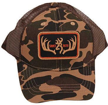 Browning Racked Cap Brown