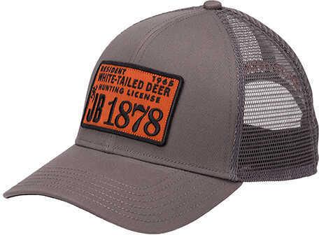 Browning Cap License, Gray