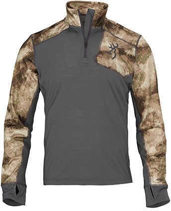 Browning Hell's Canyon Speed MHS-FM Base Layer Shirt ATACS Arid/Urban, Medium