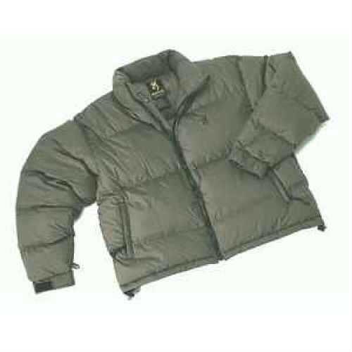 Browning Down Jacket Olive, Medium Md: 3047534202
