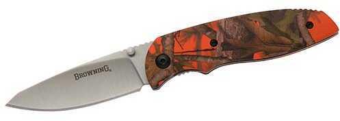 Browning EDC Folding Knife Blaze Camouflage Md: 3220251B