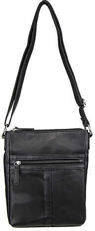 NcStar Messenger Crossbody Bag Black
