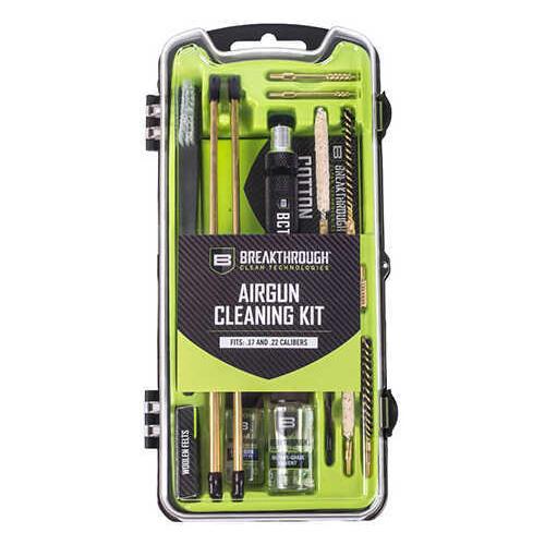 Breakthrough Clean BTCCCAG Vision Series Cleaning Kit Airgun Cleaning Kit 17-22 Cal