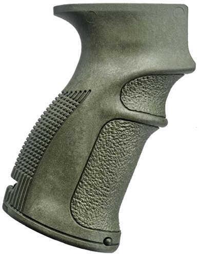 Mako Group Ergonomic Military Pistol Grip VZ 58 Rifle, Olive Drab Green Md: AG-58-OD