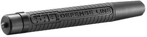 Mako Group Hybrid Polumer/Steel Expandable Baton, Black Md: HXB