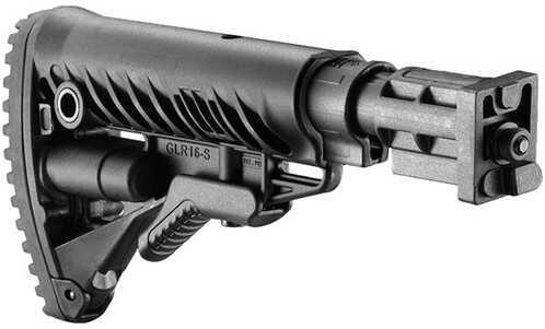 Mako Group Recoil Compensating Collapsible Buttstock Kit VZ 58 Rifle, Black Md: SBT-V58FK-B