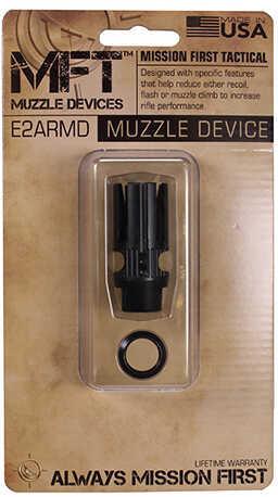 Model: AR-15 Caliber: 223 Rem Caliber2: 556NATO Finish/Color: Black Accessories: Crush Washer Type: Muzzle Brake Manufacturer: Mission First Tactical Model: AR-15 Mfg Number: E2ARMD3
