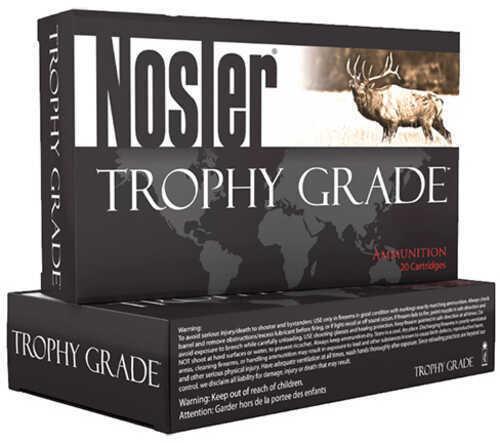 Nosler .22 Caliber Ammunition 70 Grains AccuBond 20 Count