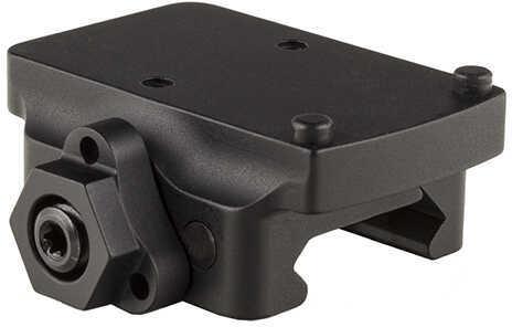 Trijicon RMR Pistol Mount Low Weaver Quick Release, Black Md: AC32077