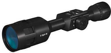 ATN Corporation X-Sight 4K Buck Hunter Smart HD Digital Day Time Riflescope 3-14x with HD Video Recording, Wi-Fi, GPS, S