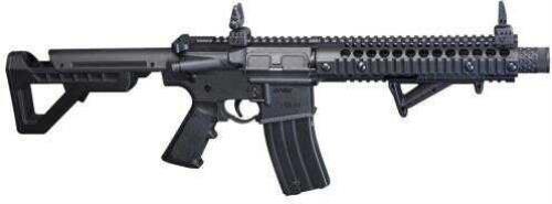Crosman DSBR DPMS SBR Air Rifle Semi/Full Auto 4.5mm BB 25Rd 6-Position Black Stk