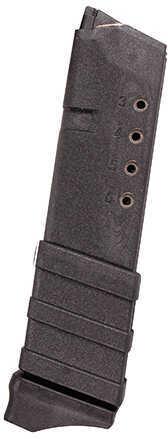 ProMag for Glock Magazine Model 43, 9mm, 10 Rounds, Black P{olymer