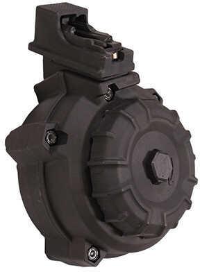 ProMag Mag AK47 7.62X39 50Rd Drum Blk Polymer