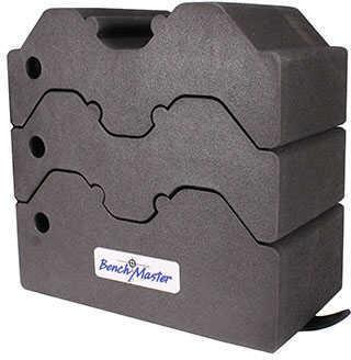 Cass Creek BMWRABB3 Benchmaster WeaponRack Foam Weapon Rack 3pc