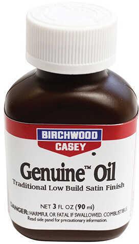 Birchwood Casey Genuine Oil Gun Stock Finishing, 3 oz Bottle